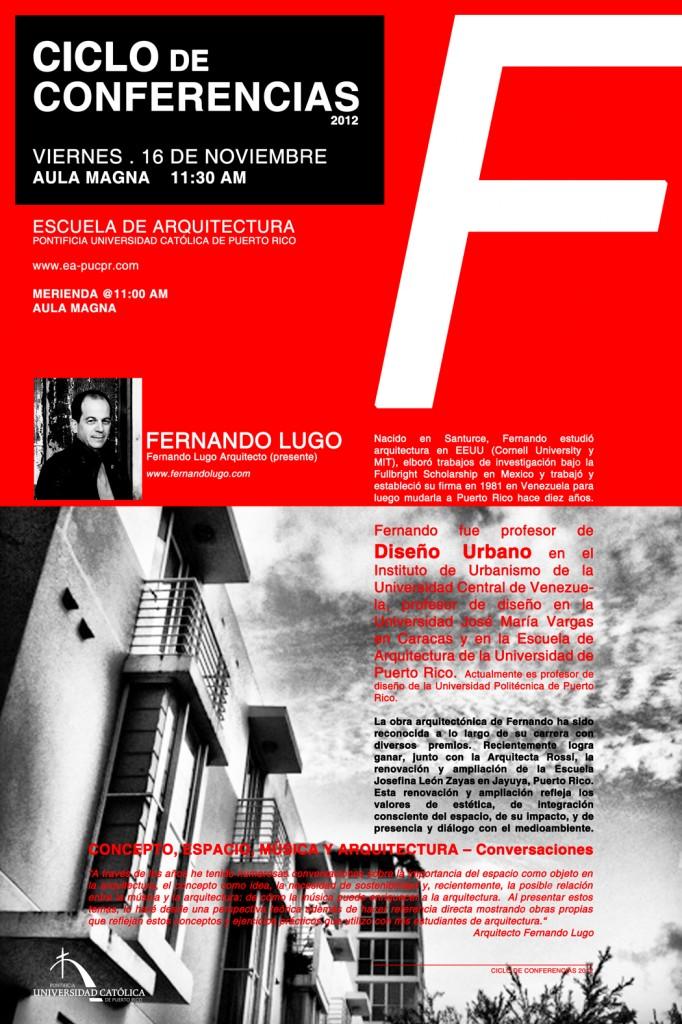 Ciclo de Conferencias_Fernando Lugo