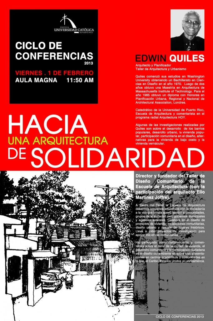 Ciclo de Conferencias_E Quiles