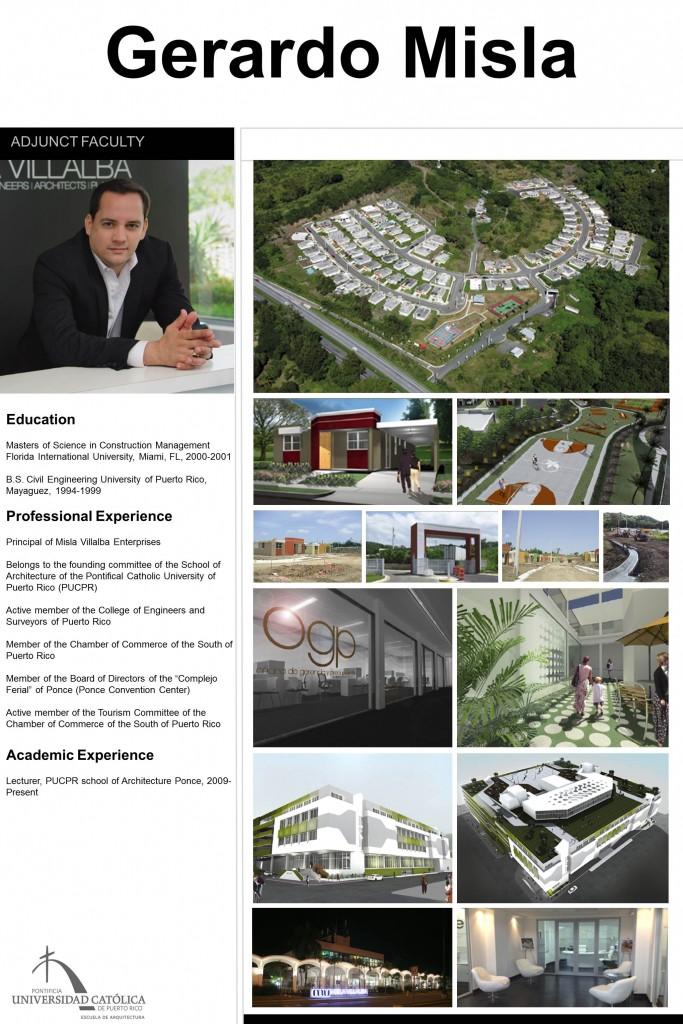 Faculty Poster 2015 Gerardo Misla