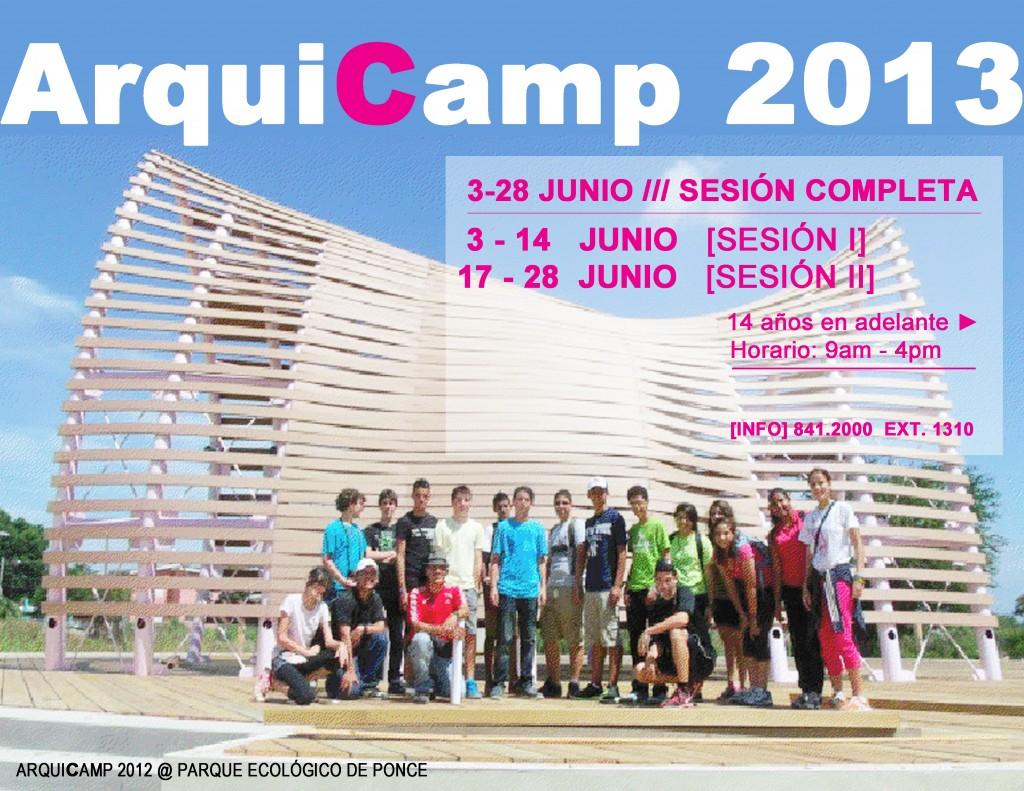 ARQUICAMP2013