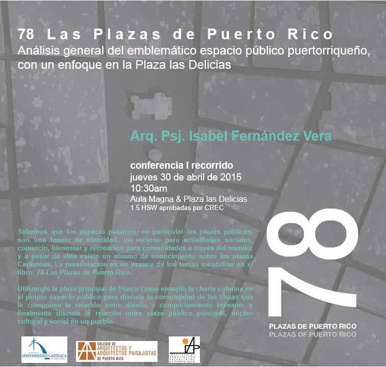 Conferencia Isabel Fernández 78
